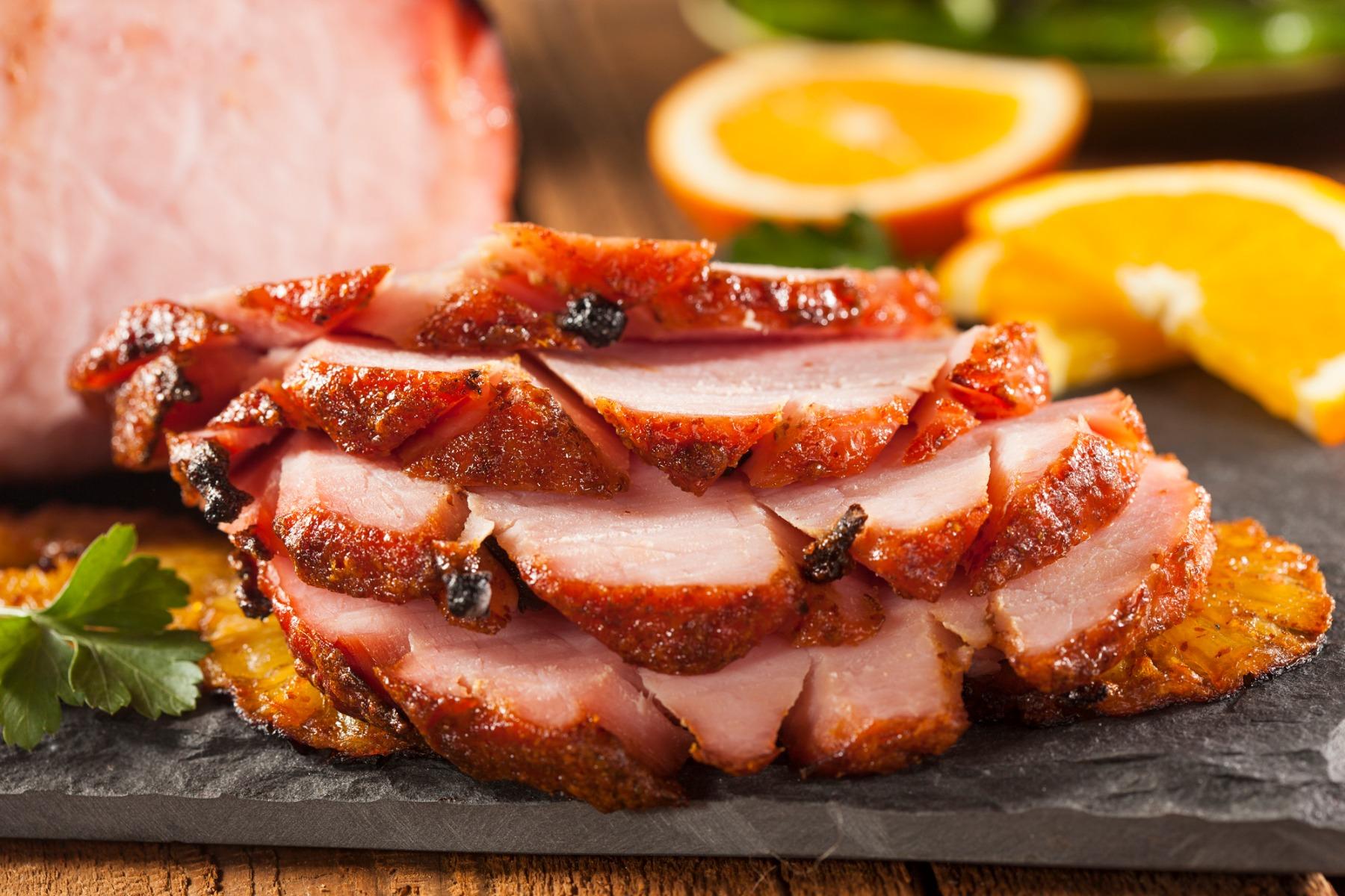 Smoked Hams
