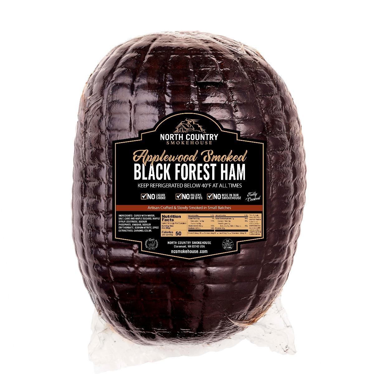 Original Boneless Black Forest Whole Ham - 1, 8-9 lb.