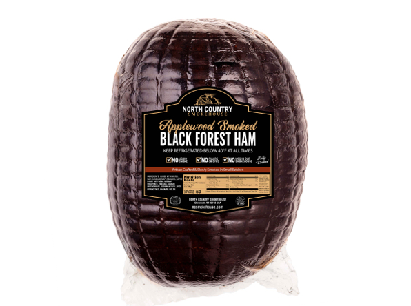 Original Boneless Black Forest Whole Ham - 1, 8-9 lb. package