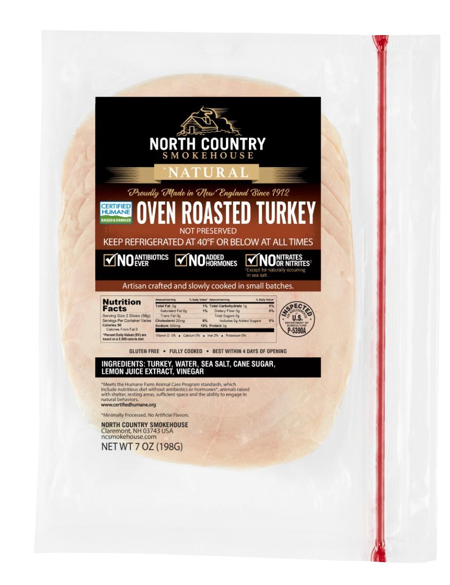 Oven Roasted Deli Turkey
