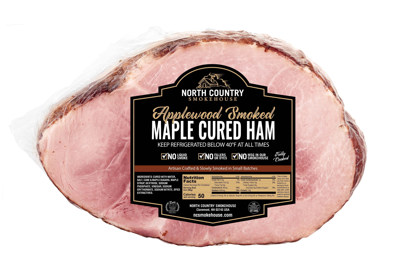 Original Maple Cured Bone-In Half Ham - 1, 8-9 lb.