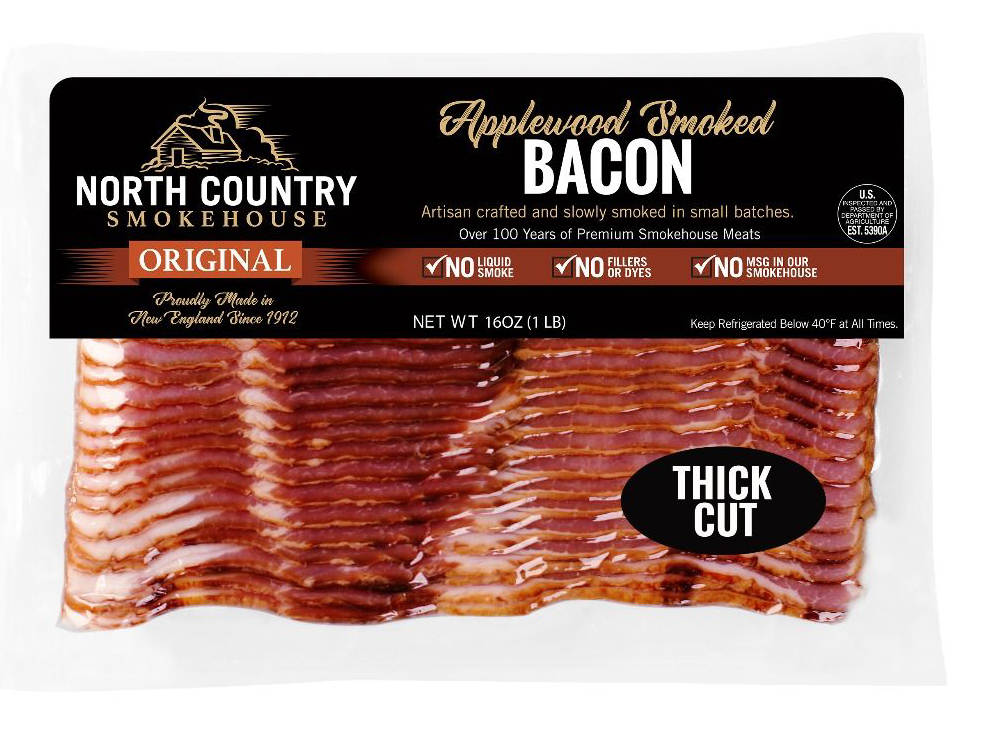 Original Thick Cut Applewood Smoked Bacon - 2, 1 lb. packages