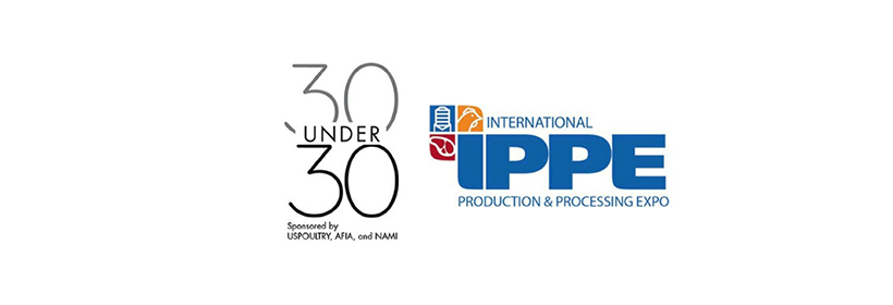 Plant Manager, Philippe Bouchard, Receives IPPE's 30 Under 30 Award