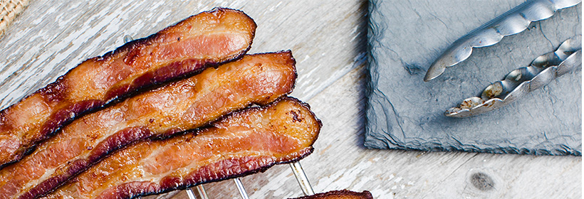 Introducing Antibiotic Free (ABF) Bacon