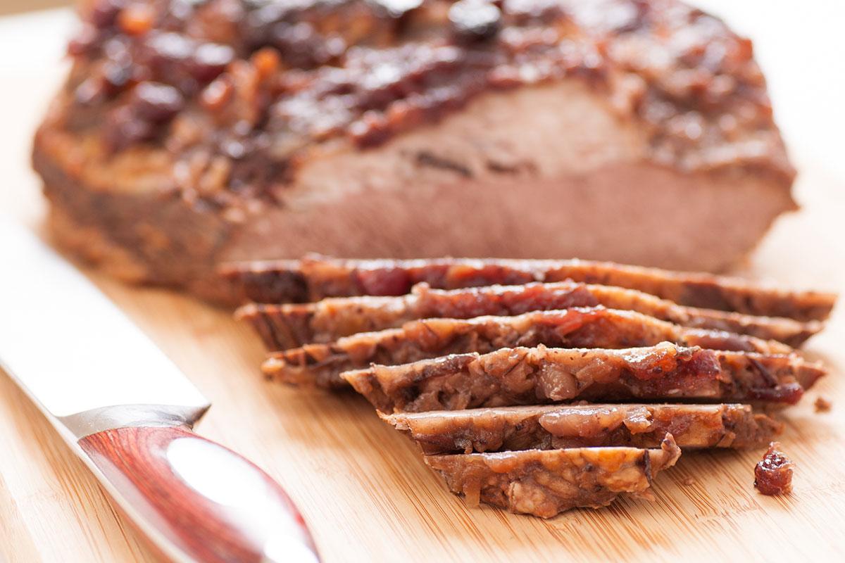 Montreal Beef Brisket