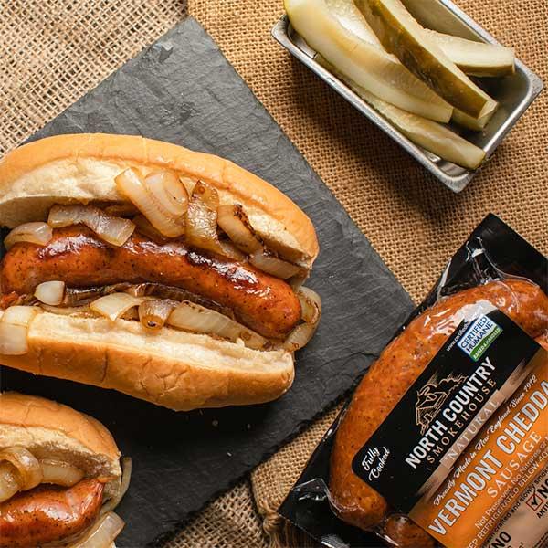 vermont cheddar sausage
